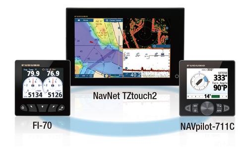 NavNet TZtouch2