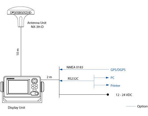 Nx 6 схема подключения