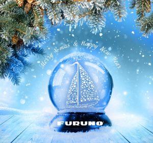 Фуруно Еврус поздравляет Вас с наступающим Новым годом! novosti поздравление Новый год новости furuno 2018