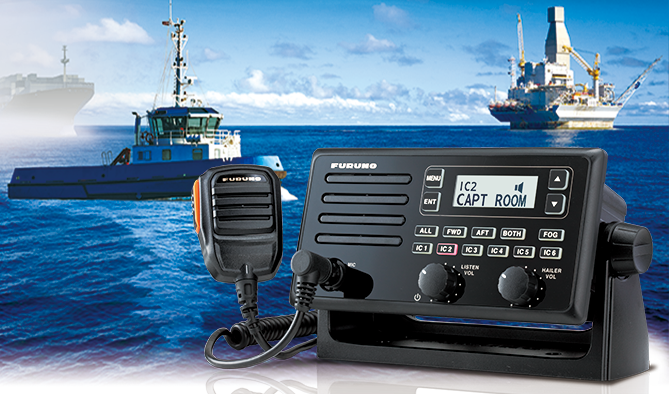 FURUNO LH 5000 Система громкоговорящей связи novosti новости ГГС loudhailer LH5000 LH 5000 ISP 5000 furuno