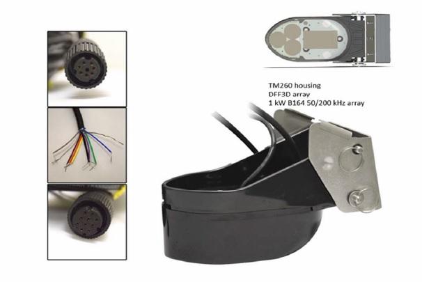 Датчики для DFF 3D