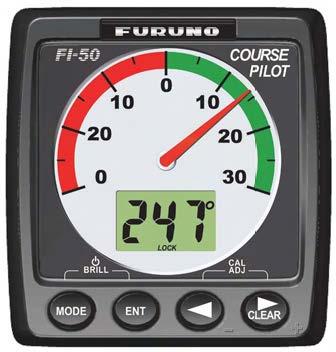 Инструменты FURUNO серии FI 50 и FI 30